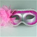 Masquerade Mask (Pink 01)
