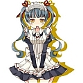 Matsurika Cosplay Wig from Maria Holic