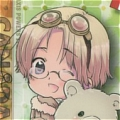 Matthew Cosplay De  Hetalia Axis Powers