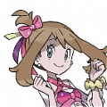May Costume (Game) from Pokemon