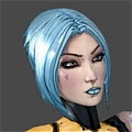 Maya Wig from Borderlands 2