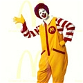 McDonalds Cosplay Costume