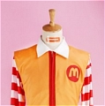 McDonalds Cosplay Costume (Kids)