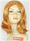 Medium Curly Blonde Costume Wig (Hailey)