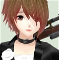 Meiko Cosplay (Secret Police) from Vocaloid