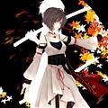 Meiko Cosplay (Tsugai Kogarashi) from Vocaloid