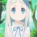Menma Cosplay Desde Ano Hi Mita Hana no Namae o Bokutachi wa Mada Shiranai