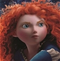 Merida Cosplay (2nd) Da Ribelle - The Brave