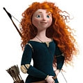 Merida Costume from Brave