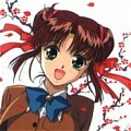 Miaka Cosplay (School Uniform) from Fushigi Yugi