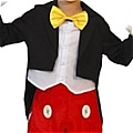 Mickey Mouse Costume (Kids) from Mickey Mouse Clubhouse
