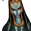Midna Cosplay from The Legend of Zelda Twilight Princess