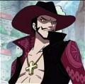 Mihawk Cosplay Desde One Piece