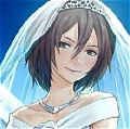 Mikasa Cosplay (Wedding Dress) from Attack On Titan