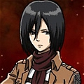 Mikasa Cosplay from Attack on Titan
