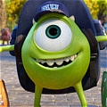 Mike Cosplay Da Monsters University