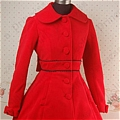 Lolita Dress (09040402-R Red)