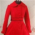 Lolita Dress (09040402-R Red)