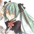 Miku Cosplay (Daughter of White) von Vocaloid