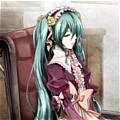 Miku Cosplay (Judgement of Corruption) from Vocaloid
