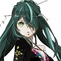 Miku Cosplay (Knife) Desde Vocaloid