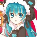 Miku Cosplay (Kunoichi Demo Koi ga Shitai) from Vocaloid