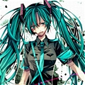 Miku Cosplay (Love is War) from Vocaloid