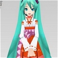 Miku Cosplay (Miko) from Vocaloid