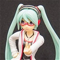 Miku Cosplay (Natural) from Vocaloid Project DIVA 2nd