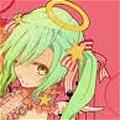 Miku Cosplay (Rensou Kakudai Chocola-holic) from Vocaloid