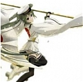 Miku Cosplay (Senbonzakura White) from Vocaloid