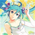 Miku Cosplay (Summer Dress) von Vocaloid