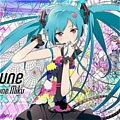 Miku Cosplay (Tell Your  World) from Vocaloid