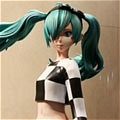Miku Cosplay (The End) from Vocaloid