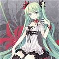 Miku Cosplay (The World is Mine) von Vocaloid