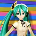 Miku Cosplay (Weekender Girl) from Vocaloid