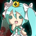 Miku Cosplay (Alice Human Sacrifice) Da Vocaloid