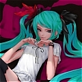 Miku Cosplay (World is Mine) von Vocaloid
