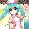 Miku Cosplay (Crowded Wards) from Vocaloid
