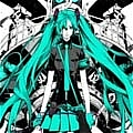 Miku Cosplay (Eager Love Revenge) from Vocaloid