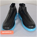 Miku Cosplay Shoes from Vocaloid