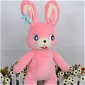 Miku Rabbit Plush (Lots of Laugh) from Vocaloid