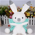 Miku Rabbit Plush De  Vocaloid