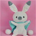 Miku Rabbit Plush from Vocaloid