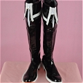 Black Rock Shooter Shoes (A571) Da Black Rock Shooter