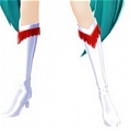 Miku Shoes (Americana Module) from Hatsune Miku Project DIVA F 2nd