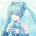 Miku Wig (Light Blue) Desde Vocaloid