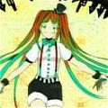 Miku Wig (Mrs.Pumpkins Comical Dream) from Vocaloid