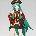Miku Wig (Straight,120) from Project DIVA