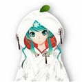 Miku Wig (White Paradise) from Vocaloid